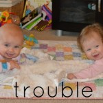 1 word wednesday trouble