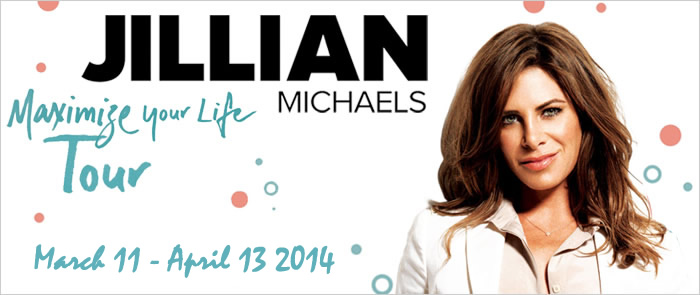 jillian michaels maximize your life