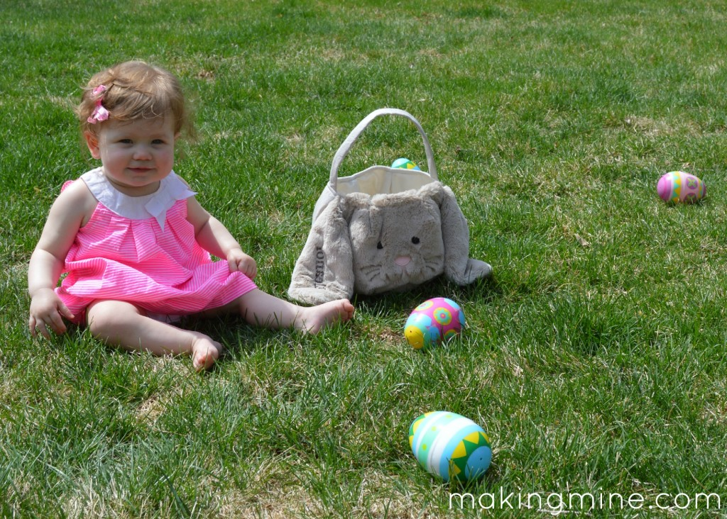 baby's first easter