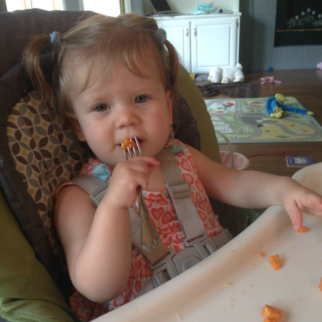 weaning at 13 months