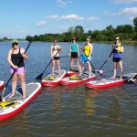 stand up paddleboarding omaha