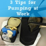 3 tips pumping work