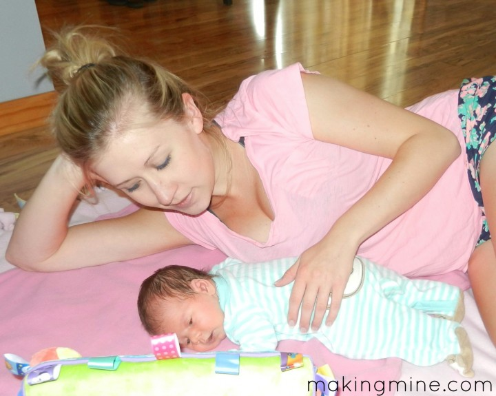 why I chose to be a stay-at-home mom