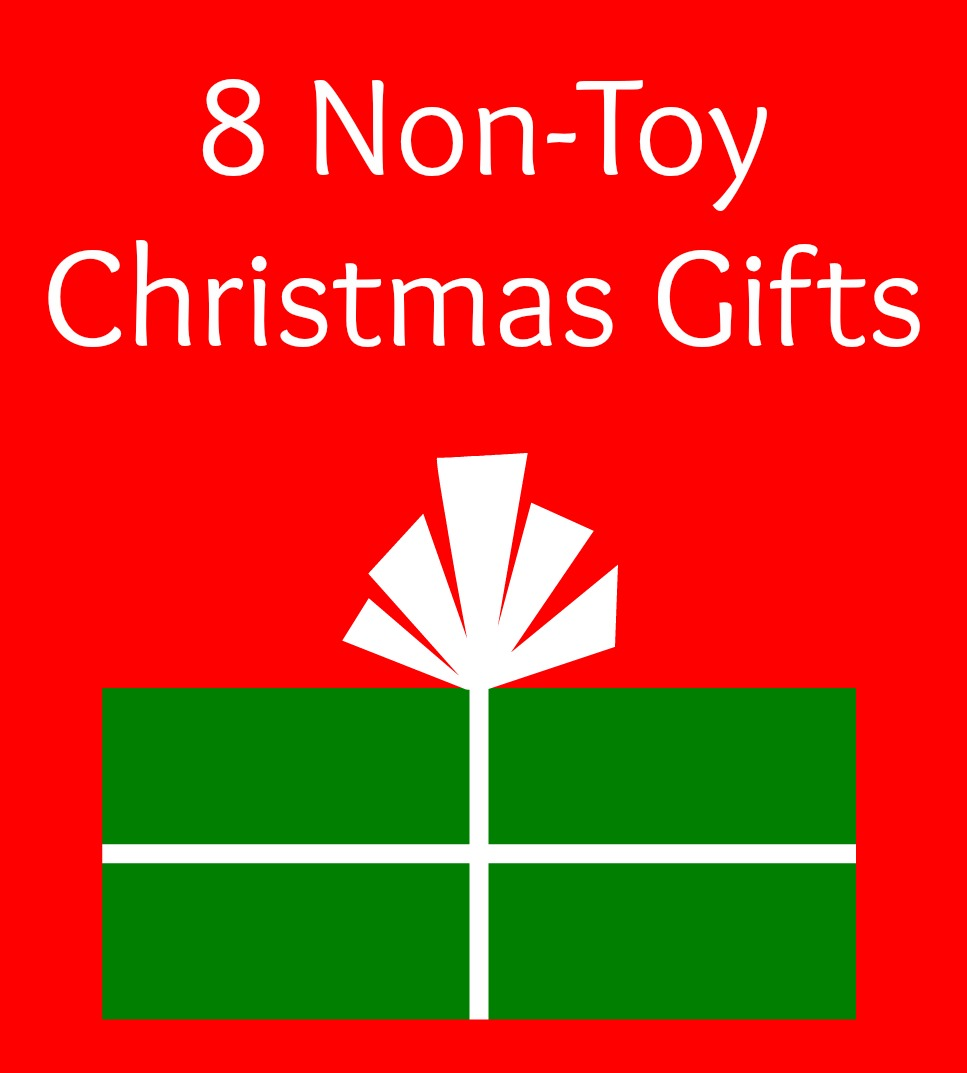 8 non-toy christmas gifts your children will love