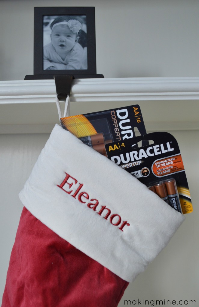 duracell holidays