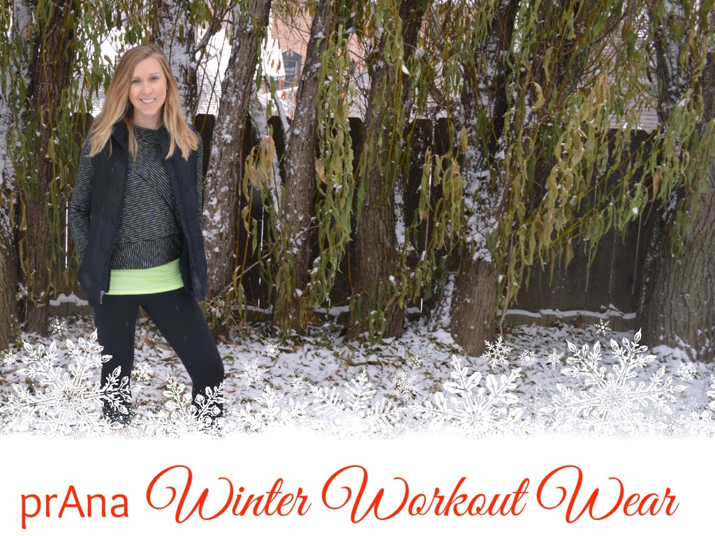 prAna winter workout wear
