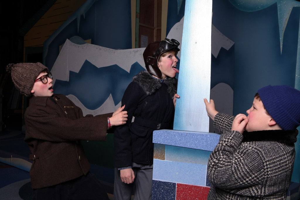 A Christmas Story The Rose Theater Omaha