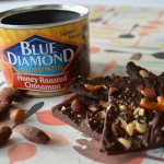 honey roasted chocolate almond bark