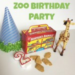 zoo birthday party