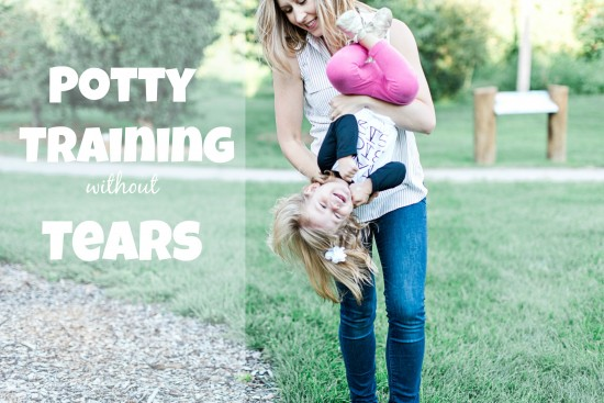 potty training without tears