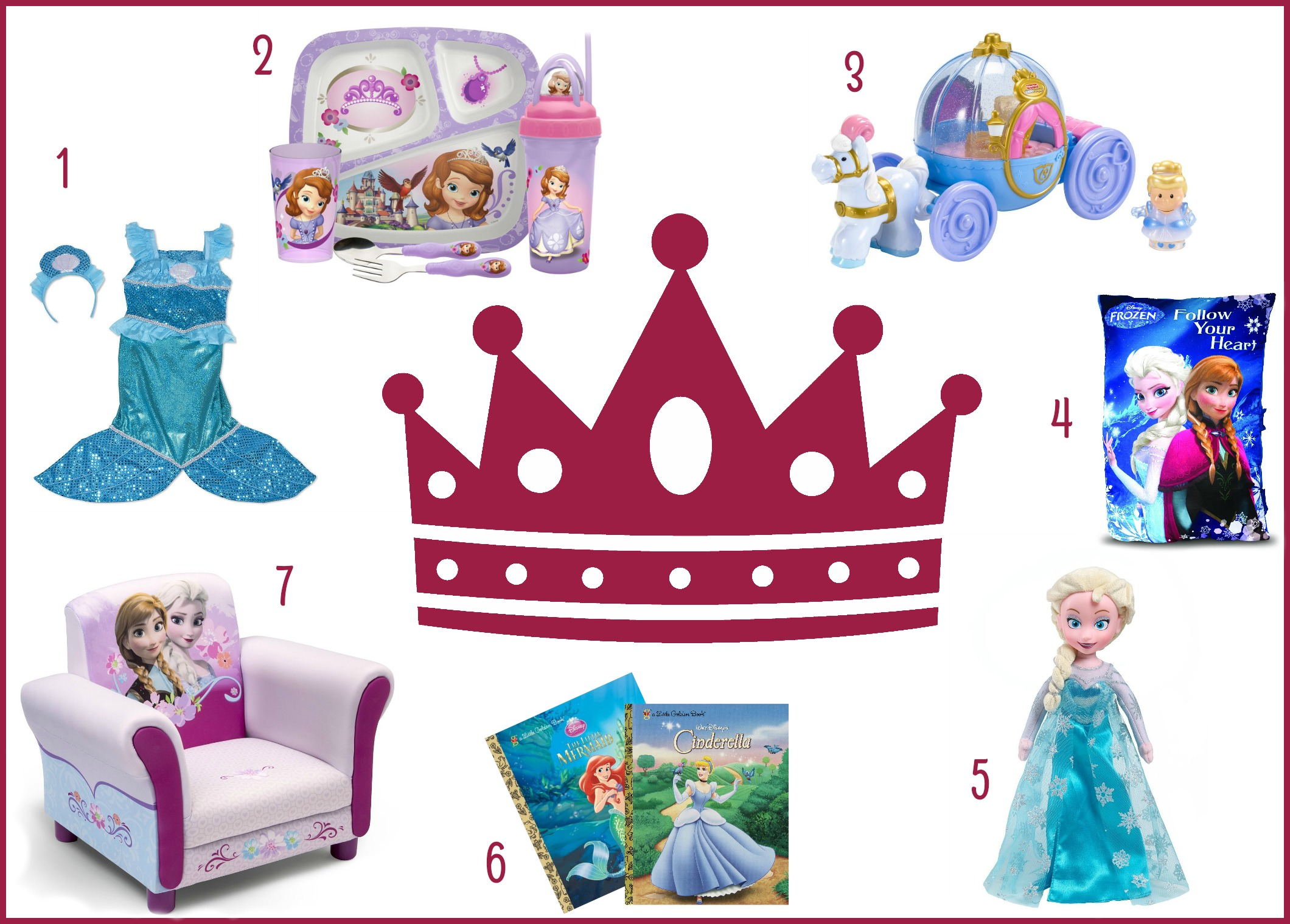 ultimate princess gift guide for toddlers
