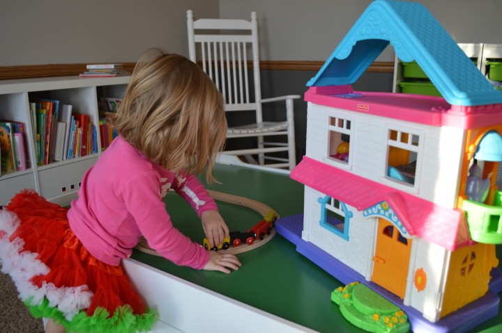 creating a creative space for toddlers