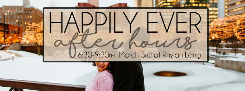 happily ever after hours event
