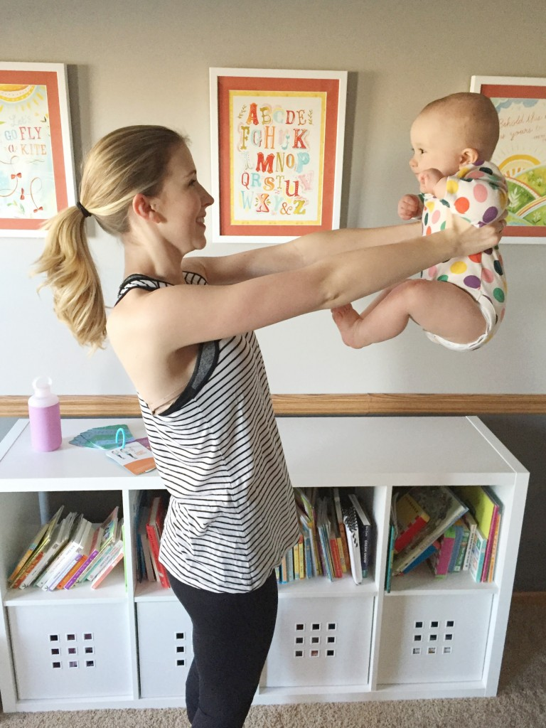baby strong workout