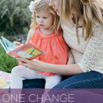 one change i made to be a more attentive mom