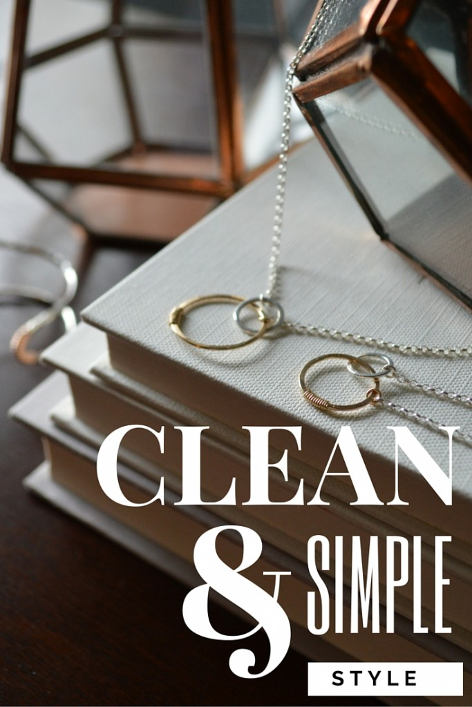 """clean and simple """"mom style"""""""