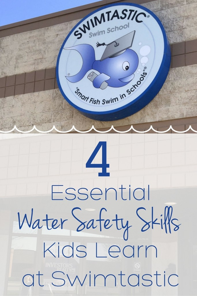 4 Essential Water Safety Skills for Kids