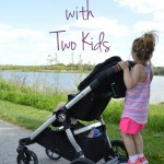 Traveling with two kids
