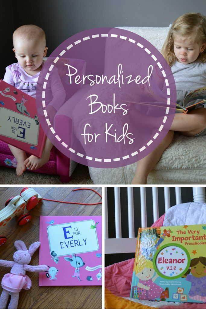 Gift Idea: Personalized Books for Kids