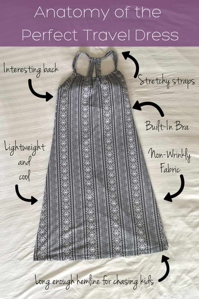 Anatomy of the Perfect Travel Dress