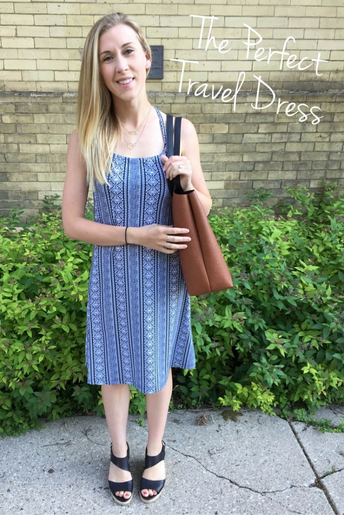 The Perfect Travel Dress from prAna