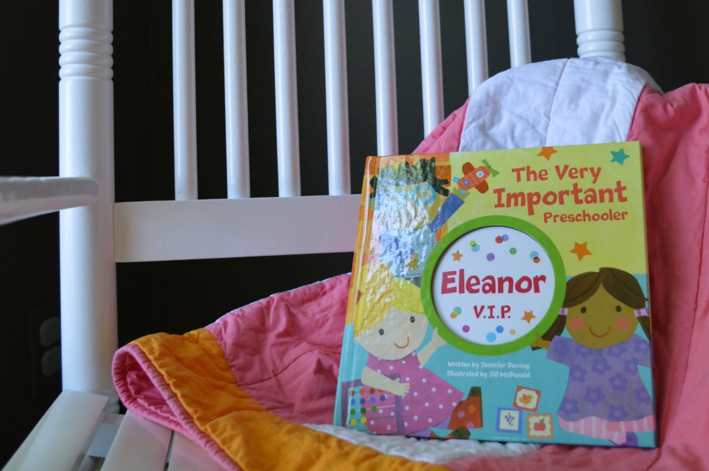 I See Me: Very Important Preschooler Personalized Book