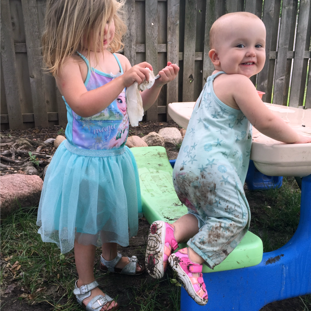 my top messy mom moments