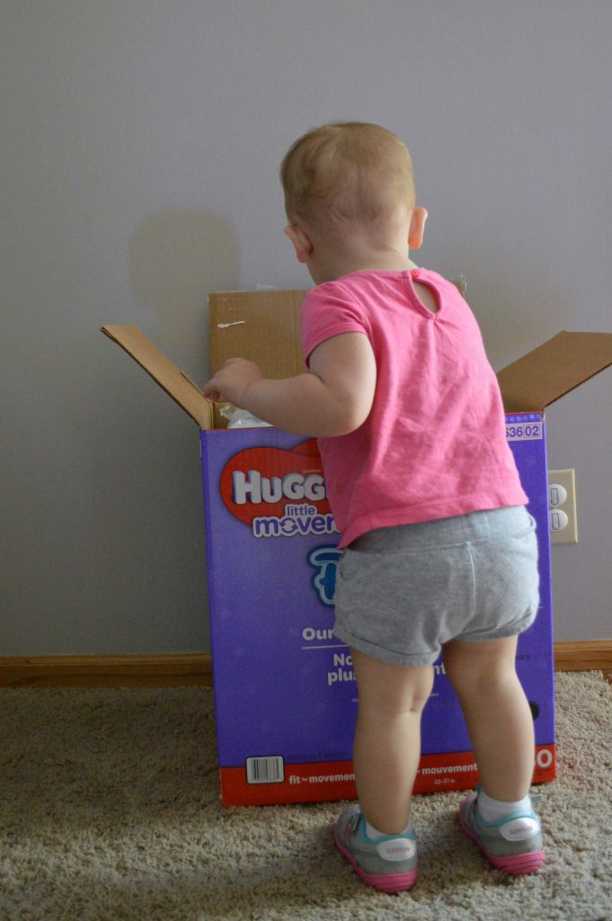 Huggies Little Movers Plus available exclusively at Costco