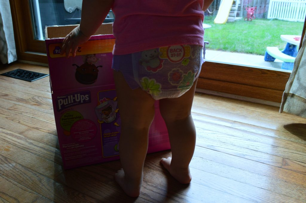 introducing potty training basics