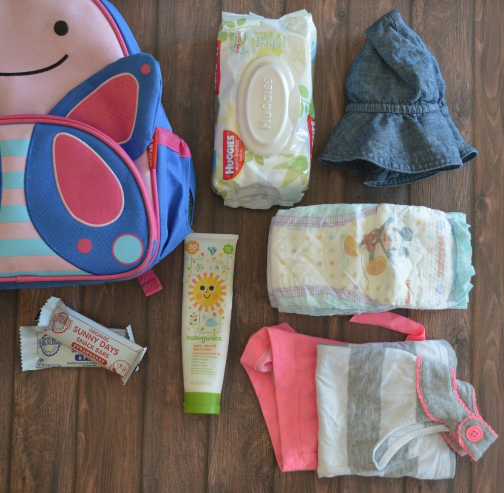 My Reset and Repack Diaper Bag Routine: Repack your Diaper Bag with ONLY the Essentials