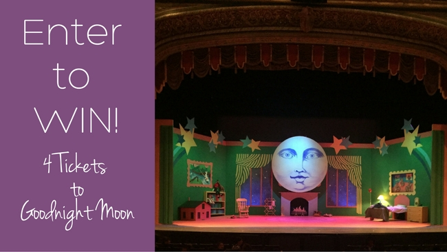Win 4 Tickets to Goodnight Moon at The Rose Theater