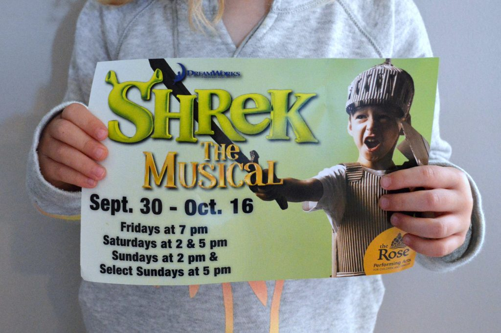 Shrek the Musical Omaha Sept. 30 - Oct. 16