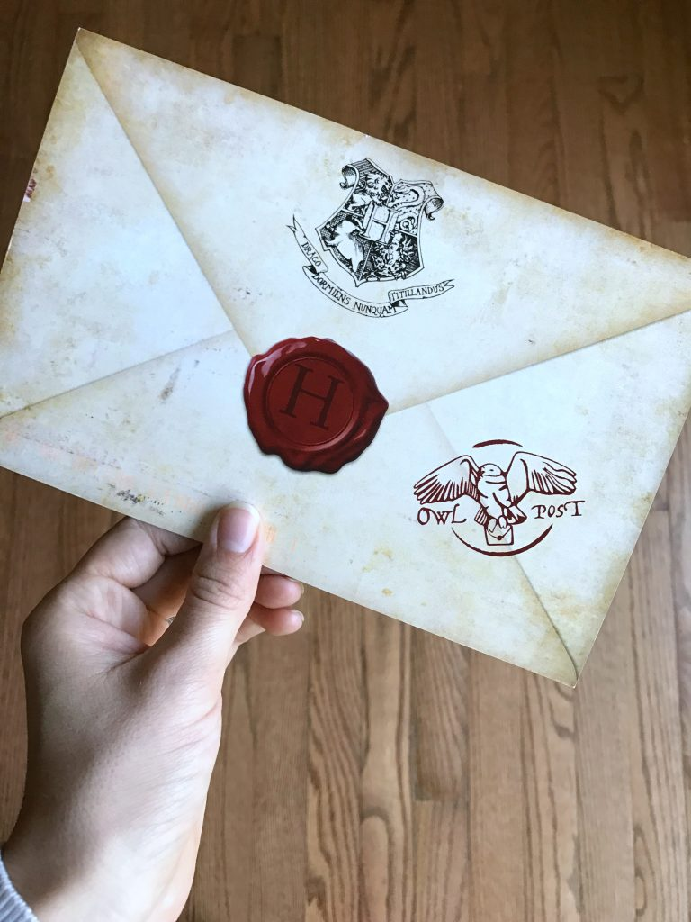 Owl Post for Haunting at Hogwarts at Omaha Children's Museum