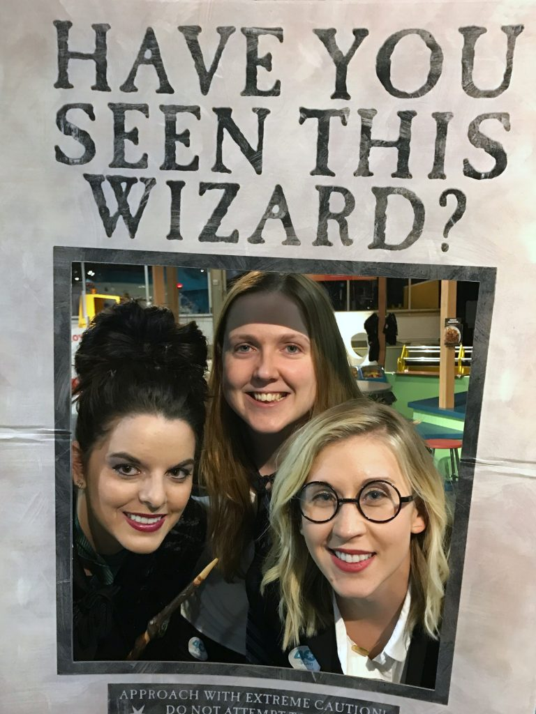 Harry Potter Night at Omaha Children's Museum