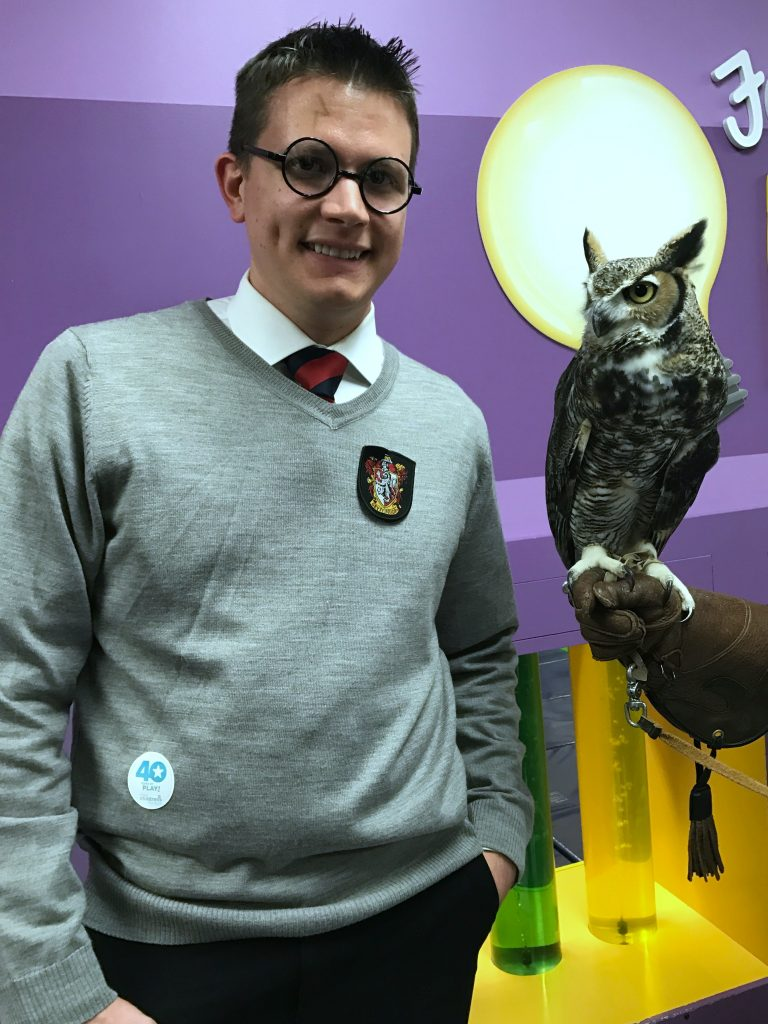 Omaha Children's Museum Harry Potter Night