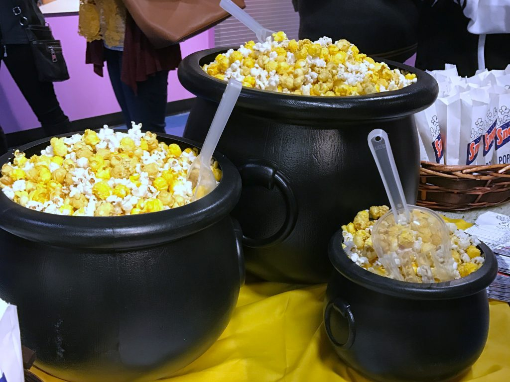 Cauldron Snacks at Omaha Children's Museum Adult Night