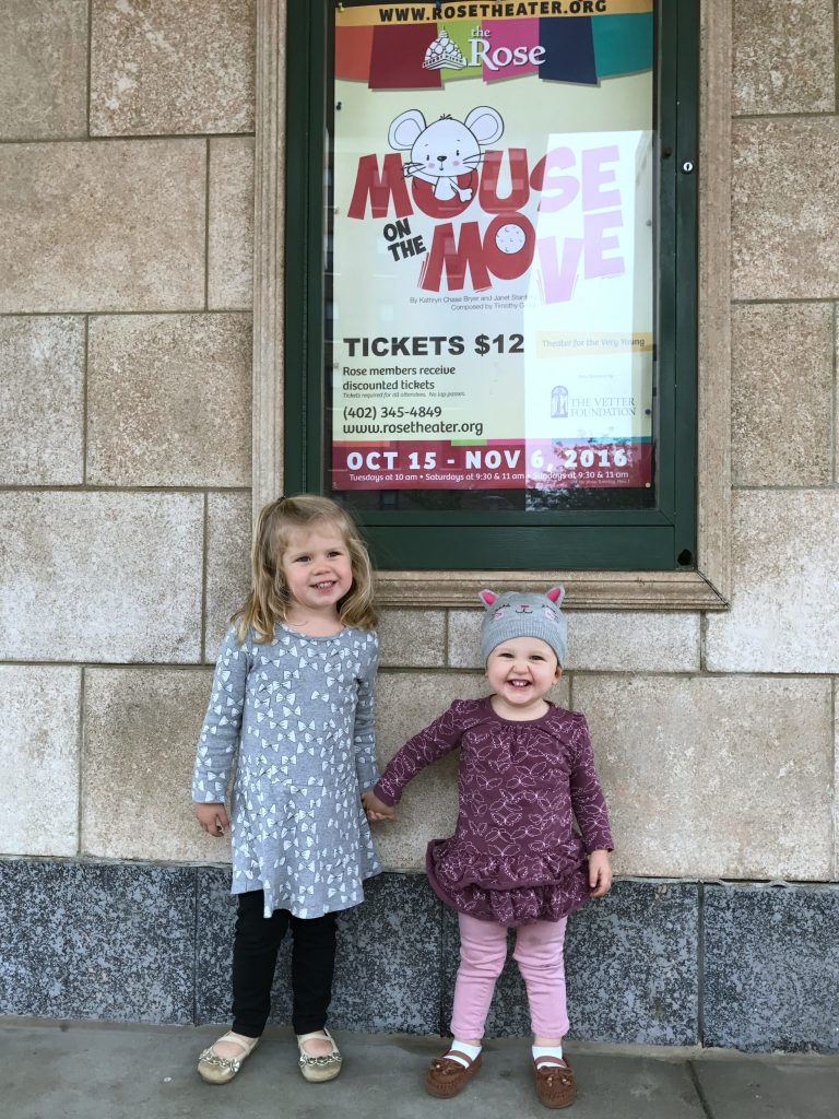 Preschool Show at The Rose Theater Omaha