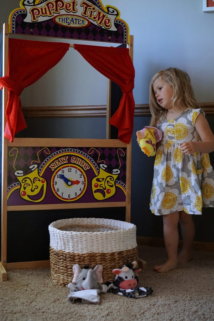 Get pretending! Four Ways to Encourage Creative Play at Home