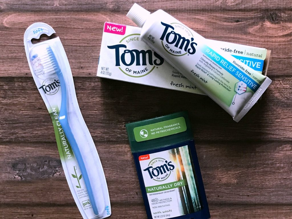 Tom's of Maine Personal Care Products