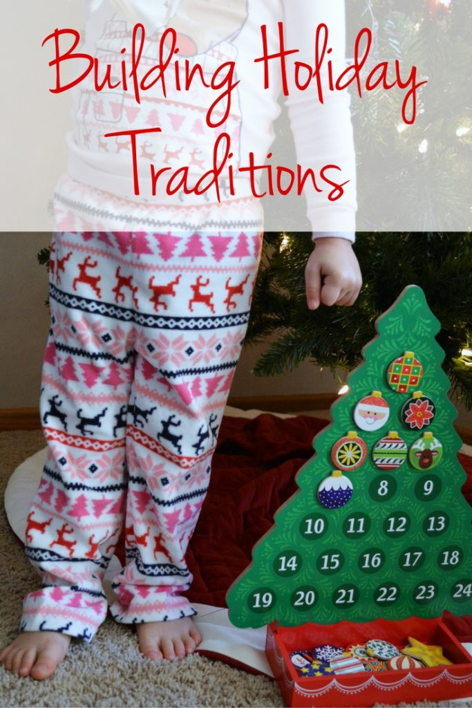 Building holiday traditions: Melissa and Doug Advent Calendar