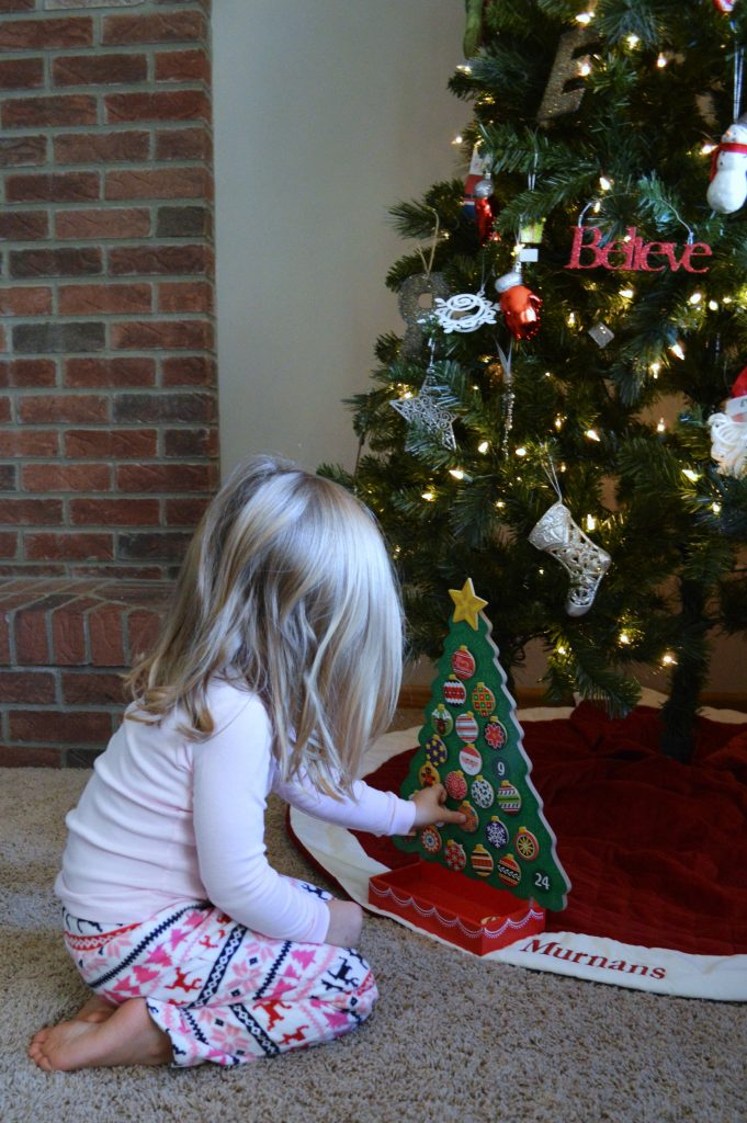 Holiday traditions your preschooler will love: Melissa and Doug Advent Calendar
