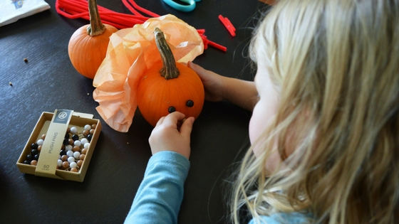 Easy turkey craft perfect for your preschool kids
