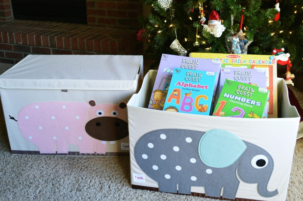 Educational stocking stuffers for preschoolers
