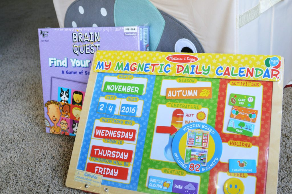 Educational games make great stocking stuffers for preschoolers