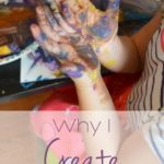Why I Create With My Kids