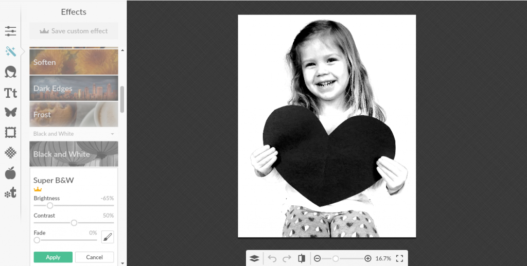 Mother's Day Personalized Photo Craft Step 3