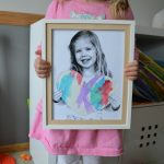 Personalized Mother's Day Gift: Photo Mat Craft
