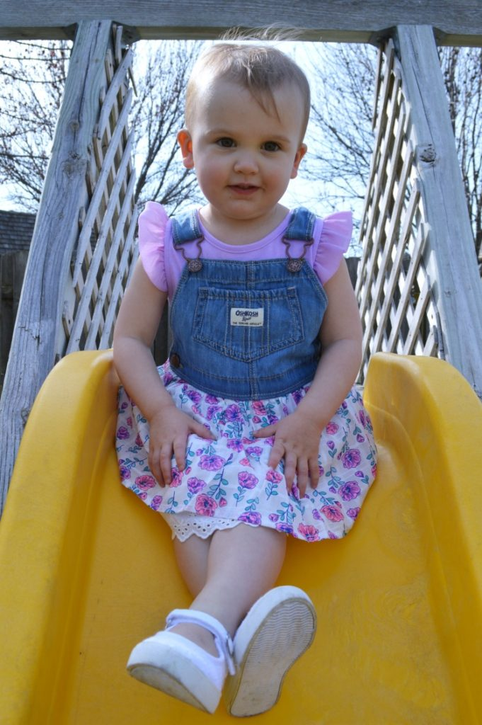 OshKosh B'gosh toddler spring dress