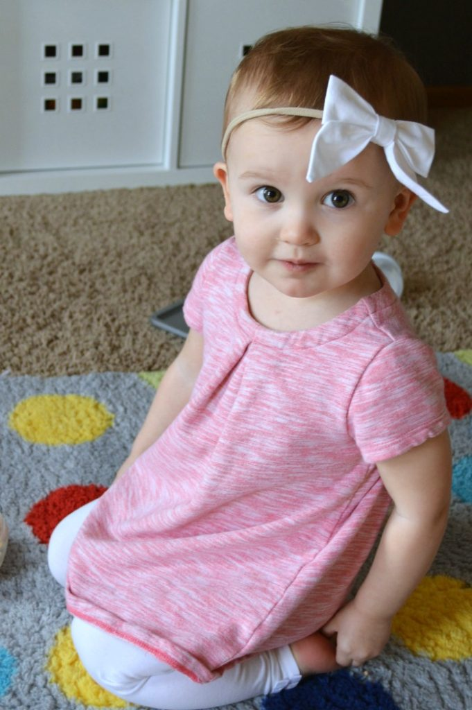 Cute toddler headbands from Third Peach Co