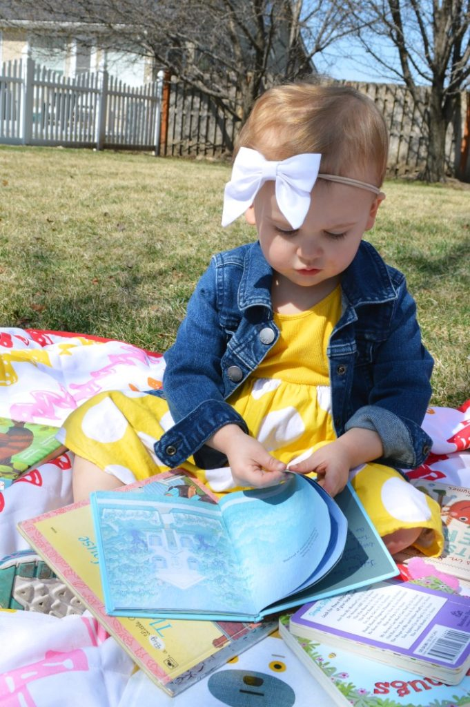 Cute and comfy headbands for toddlers